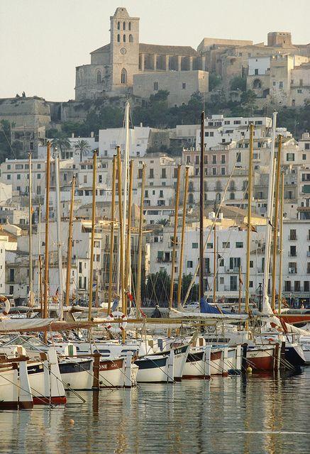 Club Náutico Eivissa. Ibiza. by Turisme Illes Balears, via Flickr