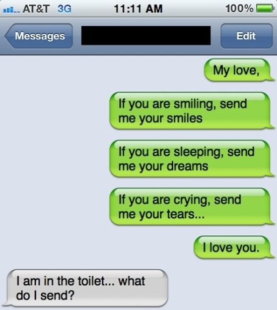 funny pictures to send | Dr. Heckle: I'm on the toilet, what do I send?