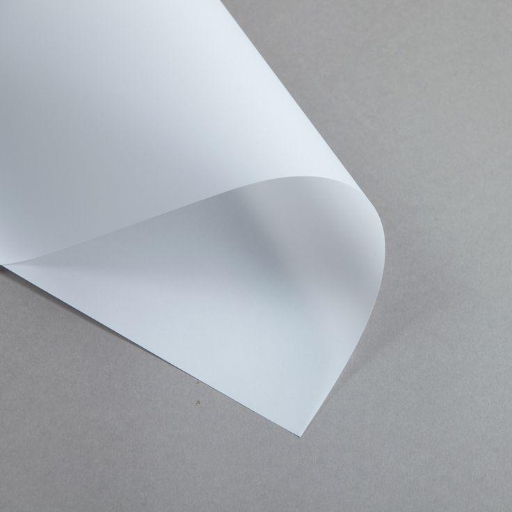 Transparent Farbig A4 100 g/qm   Weiß