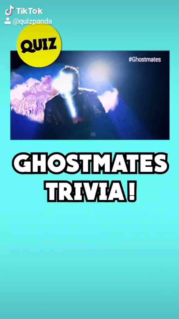 Video How Well Do You Know Ghostmates 10 Second Quiz By Quiz Panda