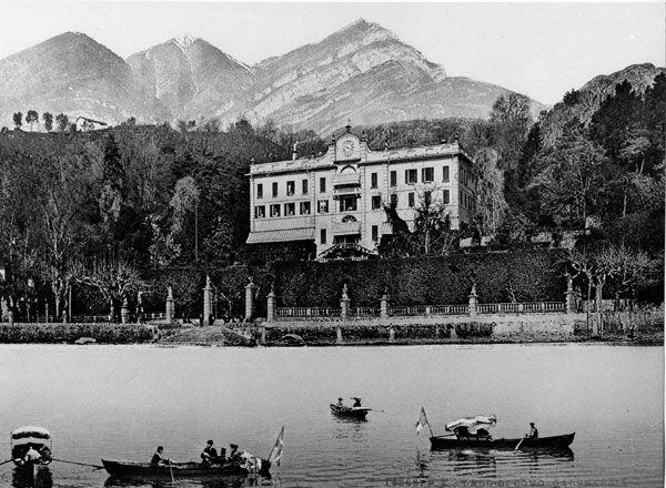 Villa Carlotta - seconda metà 800 | Tremezzo #lakecomoville