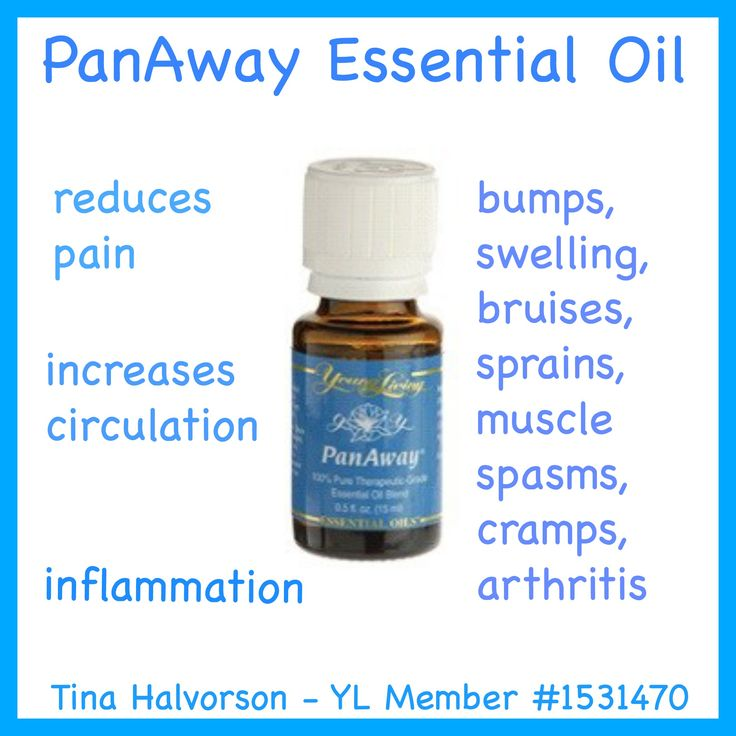 Disk Testimonials with PanAway Oil www.essentialoillover.com #essentialoillover #youngliving #oilyfamilies