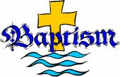 Object Lesson - Showing how Baptism frees us from our sin