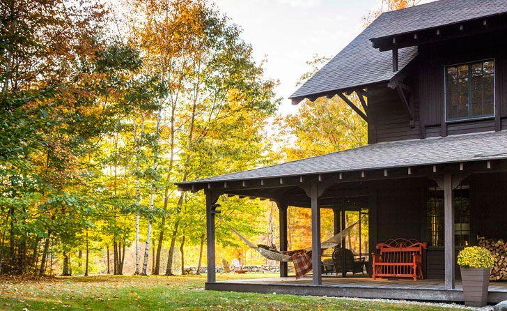 Фотограф Eric Piasecki: великолепные горные дома | Пуфик - блог о дизайне интерьера