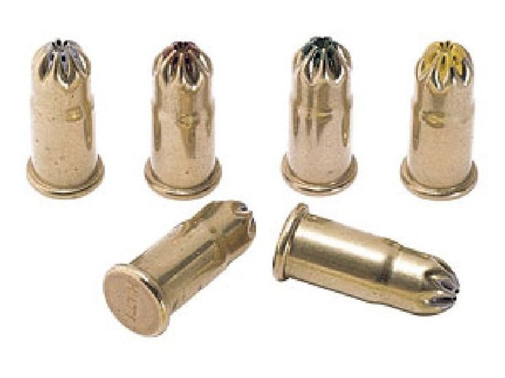 Пороховые патроны HILTI DX 5.6/16 .22 (зеленые, одиночные). Купить. Цена. Для строительных, монтажных и сигнальных пистолетов