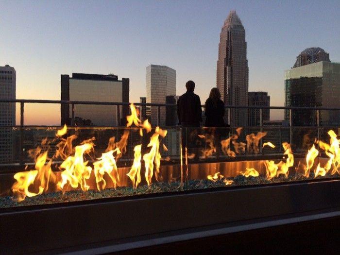 1. Fahrenheit, Charlotte Rooftop Dining in North Carolina