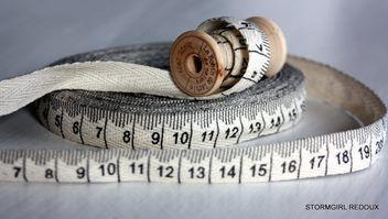 Tape Measure Ruler Printed Cotton Ribbon | Trade Me