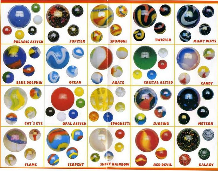Marble Pictures And Types Marbles Marble Marble Toys