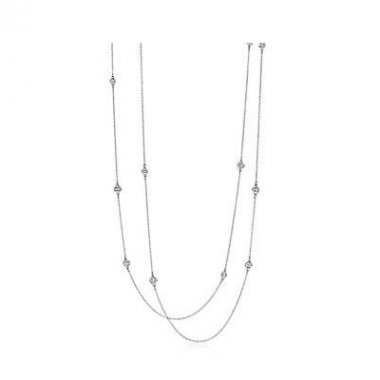 Tiffany Fans all like it, Tiffany Elsa Peretti Necklaces Tiffany Elsa Peretti