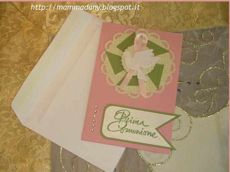 Card Comunione Aurora 2