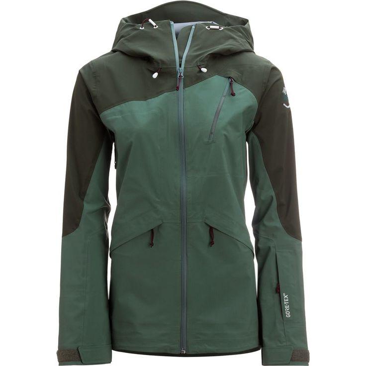 Maloja - AarhusM Jacket - Women's - Dark Mint