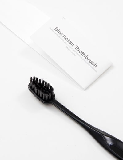 Charcoal Toothbrush
