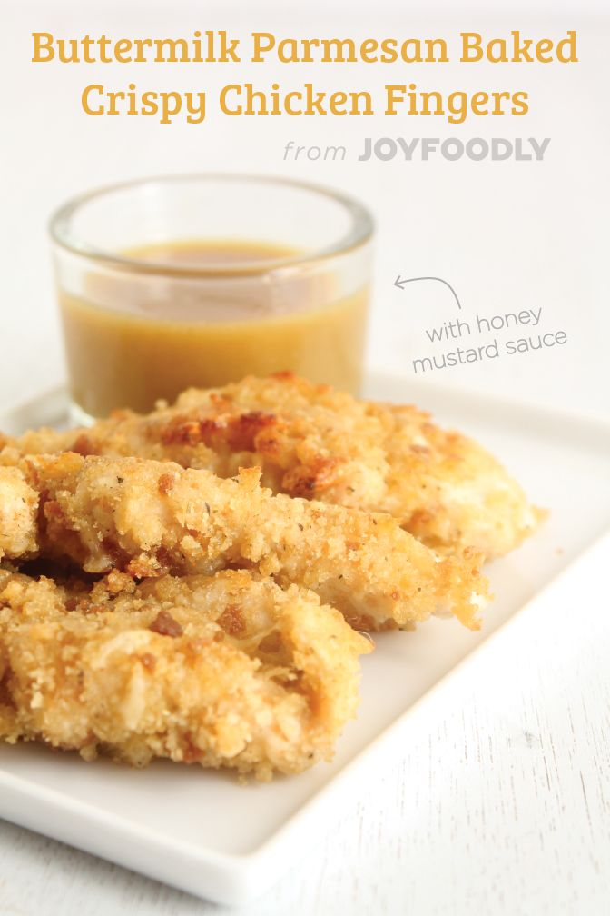 Baked Crisp Parmesan Romano Chicken Recipe — Dishmaps