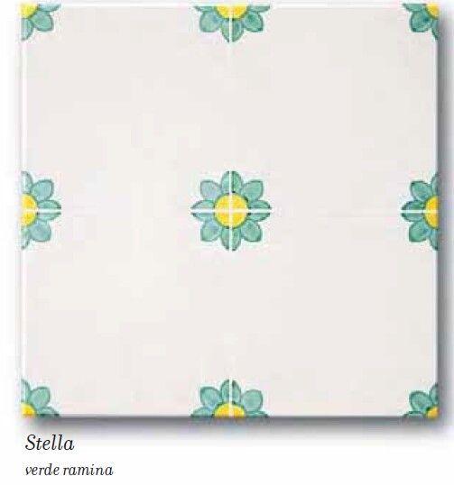 Ceramica Francesco De Maio | Classico Vietri |  #ceramicafrancescodemaio |  stella