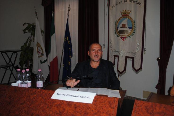 #Stintino, Convegno archeologia: Matteo Santoni