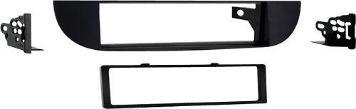 Metra - Dash Kit for Select 2012-2015 Fiat 500 - Black