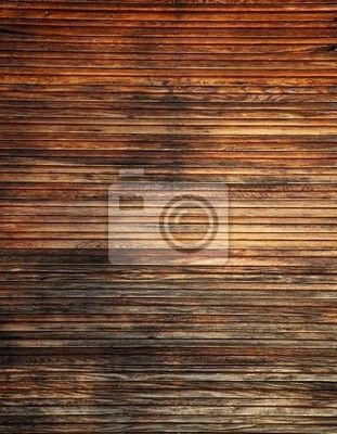 Wall Mural wood grunge background