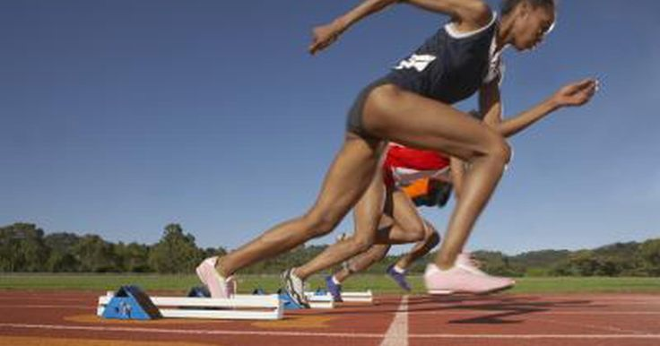 """The 100- and 200-meter sprints are two of the most highly anticipated events at any track meet. This includes the Olympics, where the winner of the 100-meter dash also is unofficially crowned """"the world's fastest human."""" Sprinters spend many hours on conditioning and technique to reach their personal best times."""