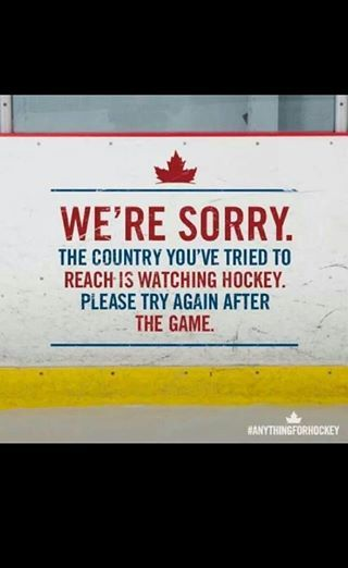 Our Olympic Men's & Women's Hockey Team ROCKS!!!!!