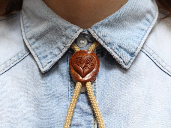 Hey, I found this really awesome Etsy listing at https://www.etsy.com/listing/286086067/heart-bolo-tie-avocado-seed-carved