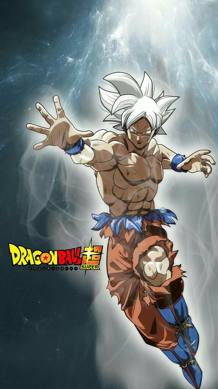 Instinto Supremo Son Goku