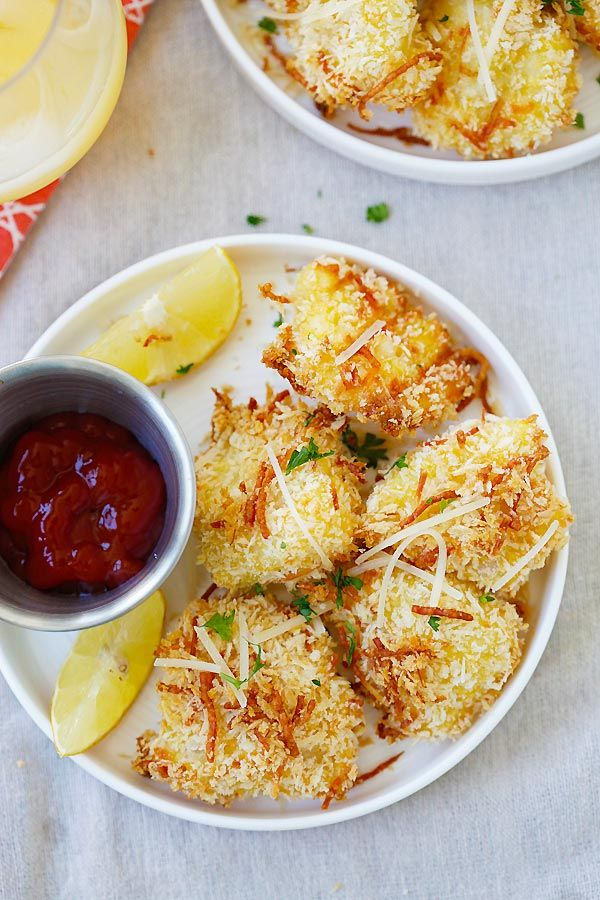 Best 25 fish nuggets ideas on pinterest panko baked for Best baked fish recipes