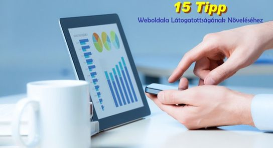 Weboldal+látogatottság+növelés