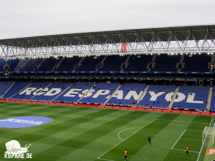 21.01.2017 RCD Espanyol de Barcelona – FC Granada http://www.kopane.de/21-01-2017-rcd-espanyol-barcelona-fc-granada/  #Groundhopping #Fußball #fussball #football #soccer #kopana #calcio #fotbal #travel #aroundtheworld #Reiselust #grounds #footballgroundhopping #groundhopper #traveling #heutehiermorgenda #floodlights #Flutlicht #tribuneculture #stadium #thechickenbaltichronicles #DasWochenendesinnvollnutzen #RCDEspanyoldeBarcelona #EspanyolBarcelona #Barcelona #FCGranada #Granada