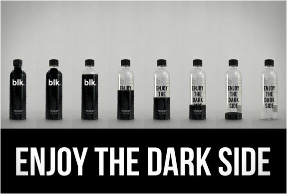 Blk black spring water