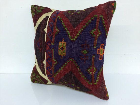 Home & Living Home Décor Decorative Pillows kilim by laviaart