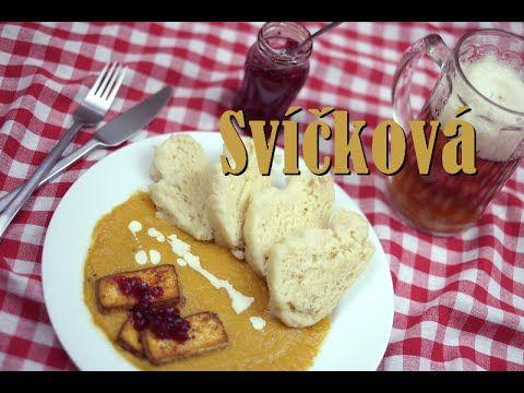 Blue vegan pig: Veganská Svíčková II.