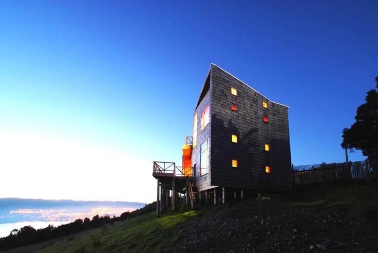 Muelle House, Chiloé, Chile      Jonas Retamal