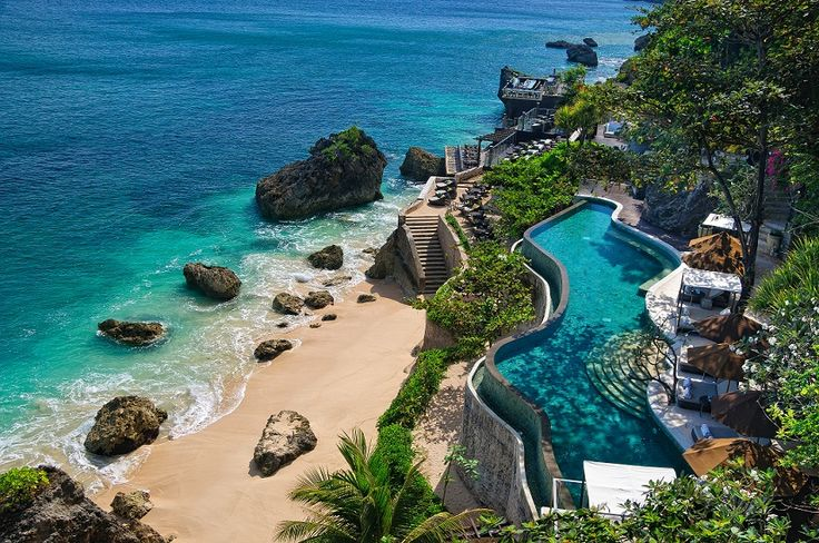 AYANA Resort and Spa - Bali, Indonesia - Majestic Ocean Views and Unrivaled Service