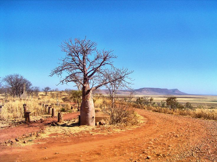 Old Telegraph Station Hill near Wyndham, Kimberley, Western Australia