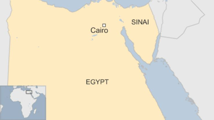 Cairo restaurant firebomb attack 'kills 16' 12.04.15 At least 16 people are killed in Cairo after a firebomb is thrown into a restaurant, reports say.