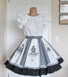 square dance skirts - Google Search