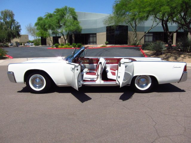 1961 lincoln continental | 1961 Lincoln Continental convertible | Flickr - Photo Sharing!