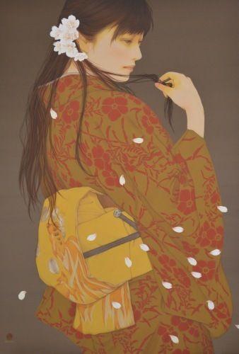 Sakane Terumi (板根輝美) 1978-, Japanese Artist