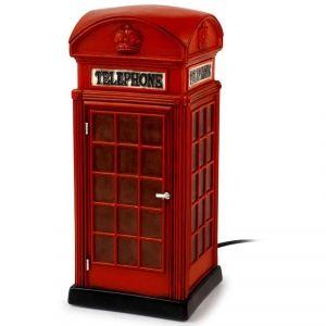 Veilleuse enfant en forme de cabine t l phonique anglaise for Chambre d enfant original