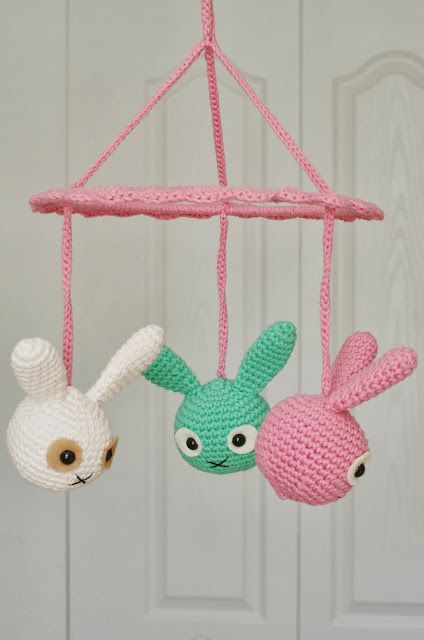 Amigurumi Baby Mobile Pattern : 67 best images about amigurumi mobiles on Pinterest Free ...