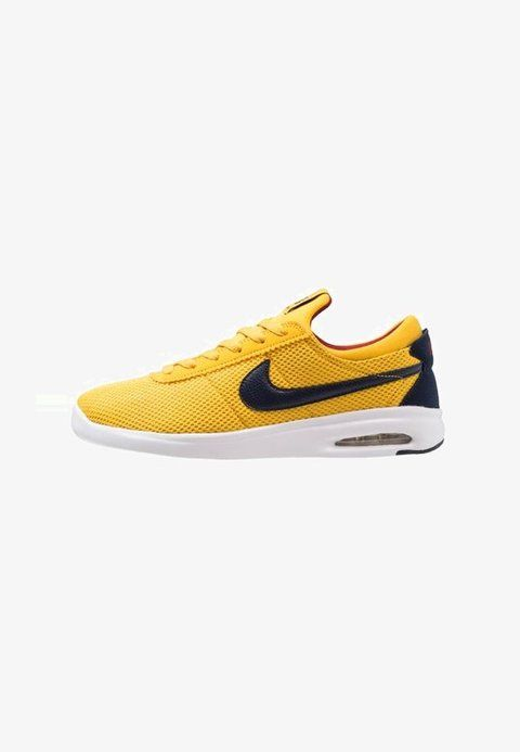 timeless design c7c84 586ef Nike SB AIR MAX BRUIN VPR TXT - Matalavartiset tennarit - yellow  ochre obsidian