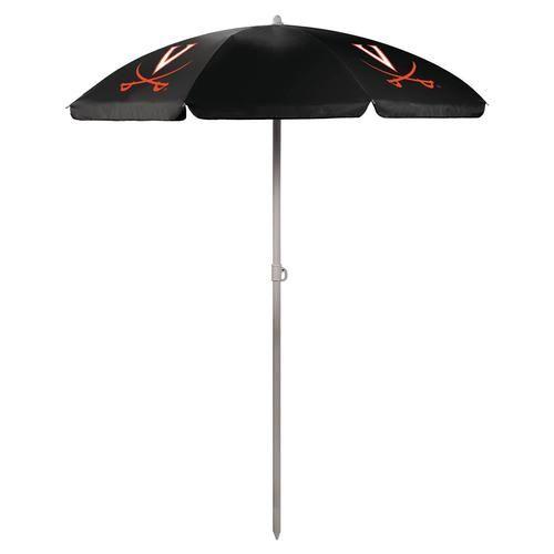 University of Virginia Cavaliers Umbrella Tall Beach Canopy