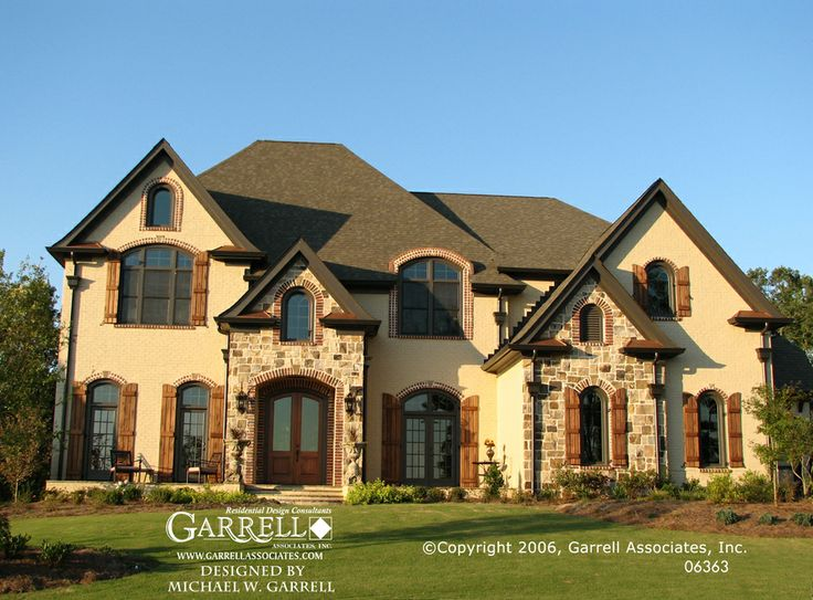 121 Best Images About Luxury House Plans On Pinterest