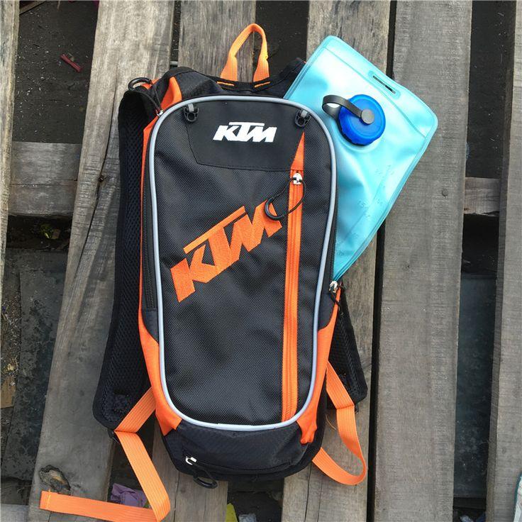 Мотоцикл Мотокросс KTM Гидратации пакет новый стиль сумки Дорожные сумки спортивные пакеты Велосипедный шлем pack BB-KTM-06