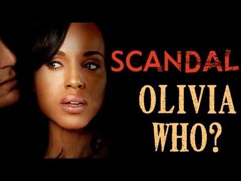 Scandal season 1 recap: Olivia...who? [Vlogmas! day 25]