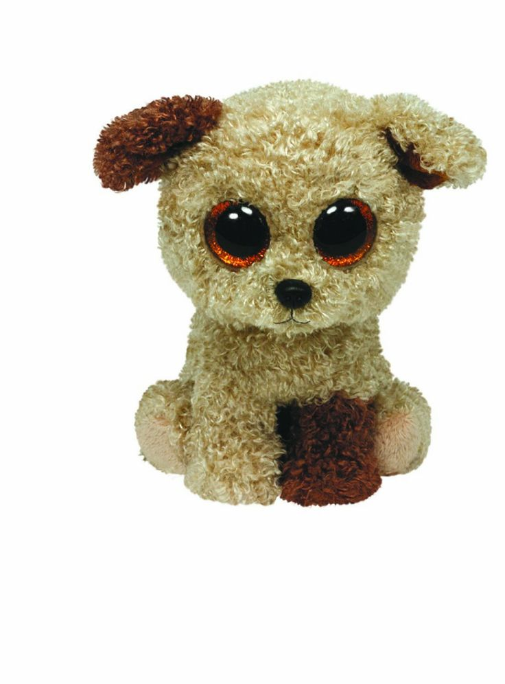 Ty Uk 6 Inch Rootbeer Beanie Boo Amazon Co Uk Toys