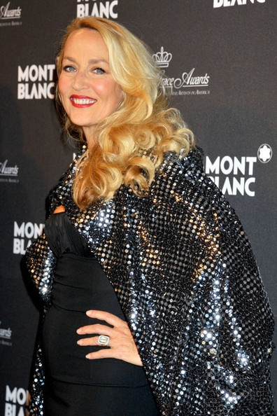Jerry Hall Photo - Montblanc 'Collection Princesse Grace de Monaco' World Premiere