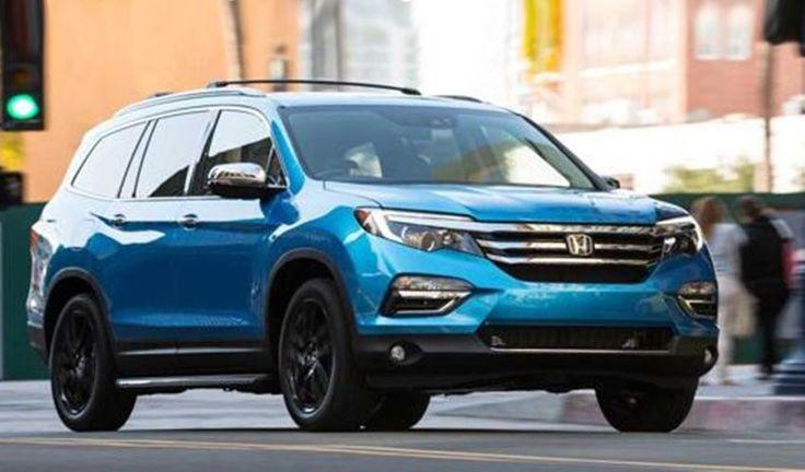 2019 Honda Pilot Release Date, Price, Models, Changes and Specs Rumors - Car Rumor