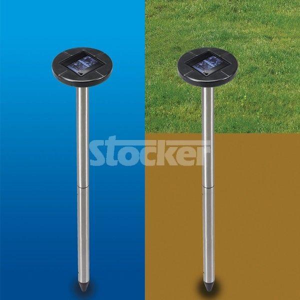 STOCKER TALPA-STOP SOLARE ULTRASUONO http://www.decariashop.it/trappole-per-talpe/15787-stocker-talpa-stop-solare-ultrasuono-8016604007002.html