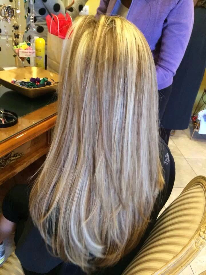 Gorgeous highlights and lowlights!